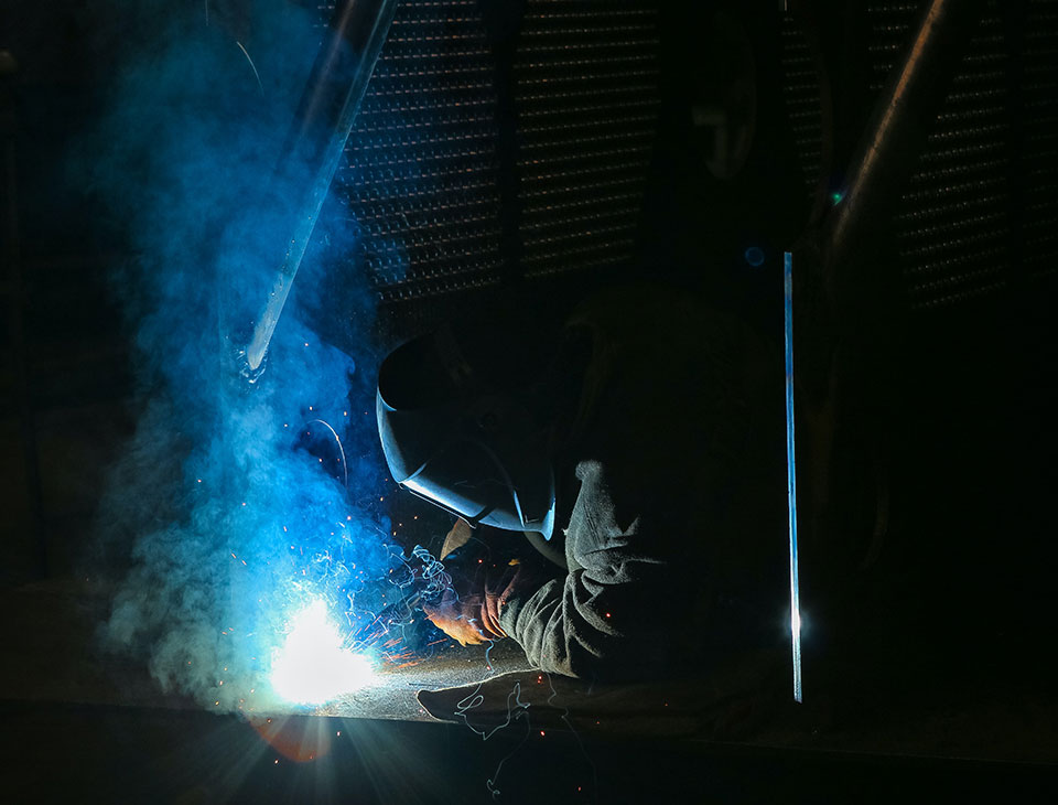 Industria metalmecánica y fundición