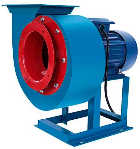 ventiladores centrífugos para ventilación industrial
