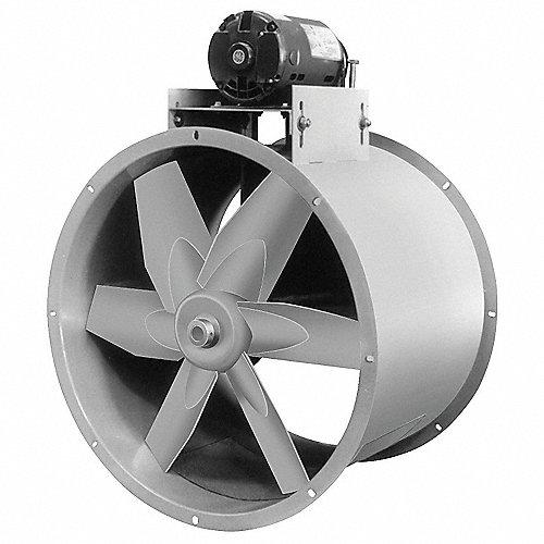 ventiladores industriales tuboaxiales