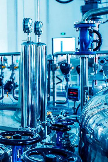 ventilación general sector químico