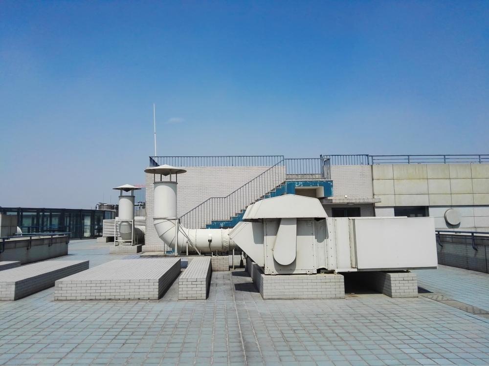 ventilacion mecanica industrial